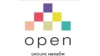 Logo de Maisons Open