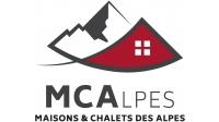 Logo de Maisons Et Chalets Des Alpes