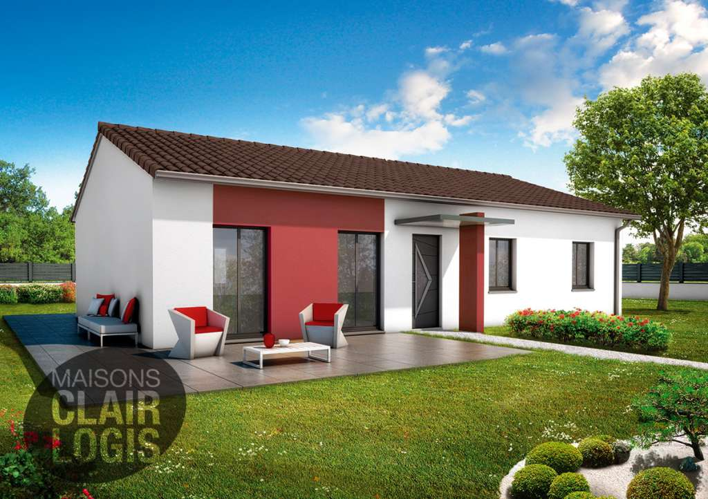 Constructeur de maison maisons clair logis 26 agences for Constructeur de maison 34000