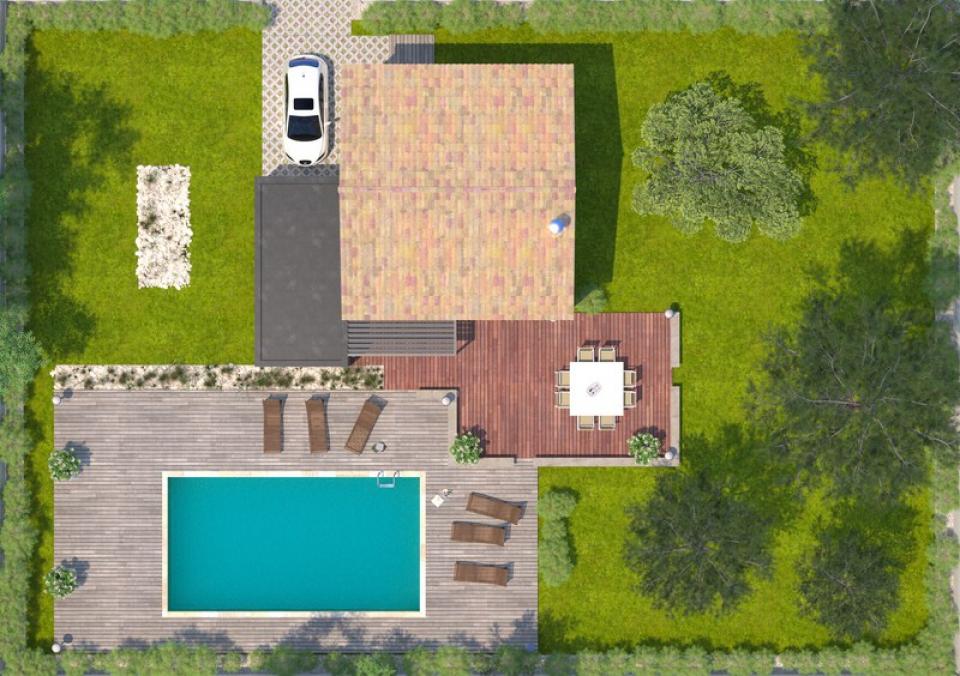 Prix au m2 maison neuve plan gratuit maison bois moderne for Maison neuve prix m2